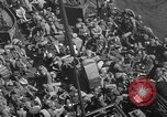 Image of American soldiers arriving in England during World War 2 United Kingdom, 1944, second 27 stock footage video 65675051438