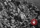 Image of American soldiers arriving in England during World War 2 United Kingdom, 1944, second 28 stock footage video 65675051438