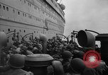 Image of American soldiers arriving in England during World War 2 United Kingdom, 1944, second 37 stock footage video 65675051438