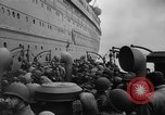 Image of American soldiers arriving in England during World War 2 United Kingdom, 1944, second 38 stock footage video 65675051438