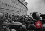 Image of American soldiers arriving in England during World War 2 United Kingdom, 1944, second 39 stock footage video 65675051438
