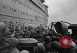 Image of American soldiers arriving in England during World War 2 United Kingdom, 1944, second 41 stock footage video 65675051438