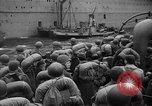 Image of American soldiers arriving in England during World War 2 United Kingdom, 1944, second 43 stock footage video 65675051438