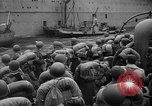 Image of American soldiers arriving in England during World War 2 United Kingdom, 1944, second 44 stock footage video 65675051438
