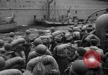 Image of American soldiers arriving in England during World War 2 United Kingdom, 1944, second 45 stock footage video 65675051438