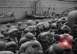 Image of American soldiers arriving in England during World War 2 United Kingdom, 1944, second 46 stock footage video 65675051438