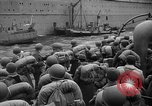 Image of American soldiers arriving in England during World War 2 United Kingdom, 1944, second 47 stock footage video 65675051438