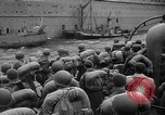 Image of American soldiers arriving in England during World War 2 United Kingdom, 1944, second 48 stock footage video 65675051438