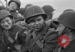 Image of American soldiers arriving in England during World War 2 United Kingdom, 1944, second 49 stock footage video 65675051438