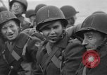 Image of American soldiers arriving in England during World War 2 United Kingdom, 1944, second 50 stock footage video 65675051438