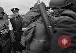 Image of American soldiers United Kingdom, 1944, second 28 stock footage video 65675051445