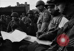 Image of American soldiers United Kingdom, 1944, second 31 stock footage video 65675051445