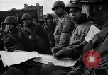 Image of American soldiers United Kingdom, 1944, second 32 stock footage video 65675051445
