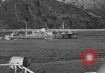 Image of American troops practice amphibious landings before D-Day Scotland United Kingdom, 1944, second 9 stock footage video 65675051451