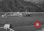 Image of American troops practice amphibious landings before D-Day Scotland United Kingdom, 1944, second 10 stock footage video 65675051451