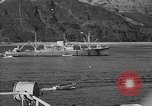 Image of American troops practice amphibious landings before D-Day Scotland United Kingdom, 1944, second 15 stock footage video 65675051451