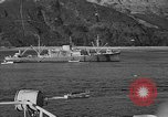 Image of American troops practice amphibious landings before D-Day Scotland United Kingdom, 1944, second 16 stock footage video 65675051451