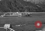 Image of American troops practice amphibious landings before D-Day Scotland United Kingdom, 1944, second 17 stock footage video 65675051451