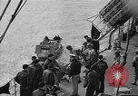 Image of American troops practice amphibious landings before D-Day Scotland United Kingdom, 1944, second 18 stock footage video 65675051451