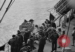 Image of American troops practice amphibious landings before D-Day Scotland United Kingdom, 1944, second 19 stock footage video 65675051451