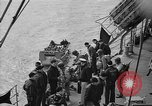Image of American troops practice amphibious landings before D-Day Scotland United Kingdom, 1944, second 20 stock footage video 65675051451
