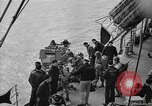 Image of American troops practice amphibious landings before D-Day Scotland United Kingdom, 1944, second 21 stock footage video 65675051451