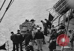 Image of American troops practice amphibious landings before D-Day Scotland United Kingdom, 1944, second 23 stock footage video 65675051451
