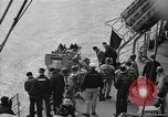 Image of American troops practice amphibious landings before D-Day Scotland United Kingdom, 1944, second 24 stock footage video 65675051451