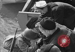 Image of American troops practice amphibious landings before D-Day Scotland United Kingdom, 1944, second 25 stock footage video 65675051451