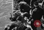 Image of American troops practice amphibious landings before D-Day Scotland United Kingdom, 1944, second 41 stock footage video 65675051451
