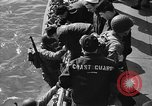 Image of American troops practice amphibious landings before D-Day Scotland United Kingdom, 1944, second 45 stock footage video 65675051451