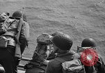 Image of American troops practice amphibious landings before D-Day Scotland United Kingdom, 1944, second 48 stock footage video 65675051451
