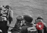 Image of American troops practice amphibious landings before D-Day Scotland United Kingdom, 1944, second 50 stock footage video 65675051451