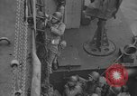 Image of American troops practice amphibious landings before D-Day Scotland United Kingdom, 1944, second 55 stock footage video 65675051451
