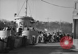 Image of American amphibious forces in Exercise Tiger United Kingdom, 1944, second 11 stock footage video 65675051453