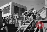 Image of American amphibious forces in Exercise Tiger United Kingdom, 1944, second 17 stock footage video 65675051453