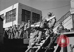 Image of American amphibious forces in Exercise Tiger United Kingdom, 1944, second 19 stock footage video 65675051453