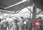 Image of Newspaper headlines tell of Allied invasion New York City USA, 1944, second 1 stock footage video 65675051457