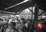 Image of Newspaper headlines tell of Allied invasion New York City USA, 1944, second 2 stock footage video 65675051457
