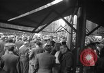 Image of Newspaper headlines tell of Allied invasion New York City USA, 1944, second 4 stock footage video 65675051457