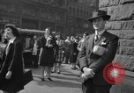 Image of Newspapers carry stories about Allied Invasion of France New York City USA, 1944, second 11 stock footage video 65675051458