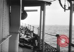 Image of Mahan Dunlap Class destroyer Atlantic Ocean, 1944, second 14 stock footage video 65675051462