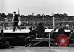 Image of boxing match Paris France, 1919, second 3 stock footage video 65675051497