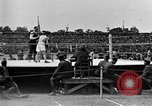 Image of boxing match Paris France, 1919, second 7 stock footage video 65675051497