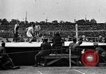 Image of boxing match Paris France, 1919, second 12 stock footage video 65675051497