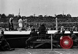 Image of boxing match Paris France, 1919, second 13 stock footage video 65675051497