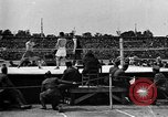 Image of boxing match Paris France, 1919, second 17 stock footage video 65675051497