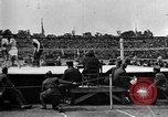 Image of boxing match Paris France, 1919, second 19 stock footage video 65675051497