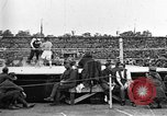Image of boxing match Paris France, 1919, second 22 stock footage video 65675051497