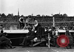Image of boxing match Paris France, 1919, second 26 stock footage video 65675051497